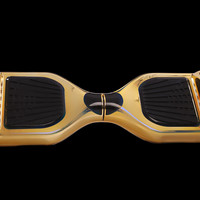 Hoverboard 360 Smart Balance Board (Gold Plated Chrome)