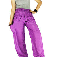 Thai pants Hippie pants Gypsy pants  Elephant pants Hippie clothes Palazzo pants Harem pants Elephant clothes