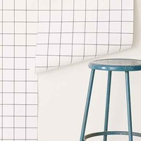 Chasing Paper Gridlock Removable Wallpaper