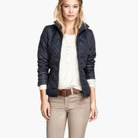 Quilted Jacket - from H&M