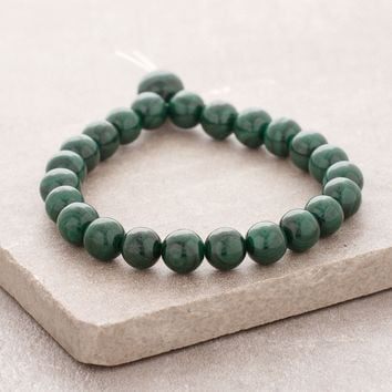 High-Energy Malachite Power Bracelet