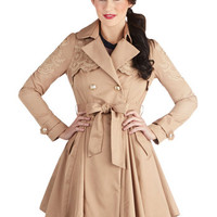 Junior Stylist Coat