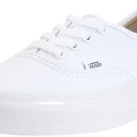 Vans Authentic Original Sneakers - true white, men's 6, women's 7.5