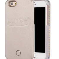 Lumee Light Up Selfie Cell Phone Case