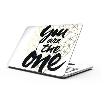 You Are The One - MacBook Pro with Retina Display Full-Coverage Skin Kit