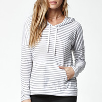 Volcom Lived In Stripe Pullover Hoodie at PacSun.com