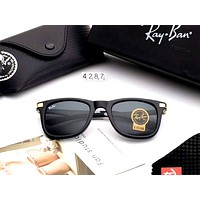 RayBan tide brand men and women polarized color film driving sunglasses #2