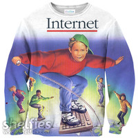 Internet Kids Sweater