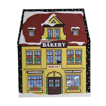 Cats Meow North Pole Bakery 2020 Christmas Gingerbread - 20921