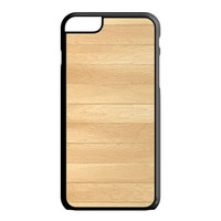 Wooden Panel iPhone 6 Plus Case