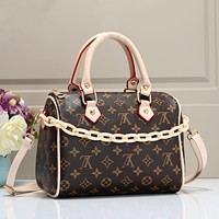LV Women Shoulder Bag Handbag Crossbody