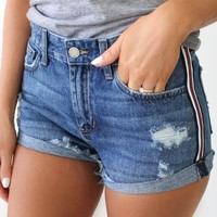 Escondido Denim Shorts