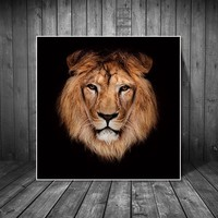 Animal canvas painting home decor wall art poster and print  picture  painting wall art plant  Art picture Prints no frame
