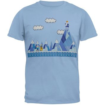 Adventure Time - Pixel Scene T-Shirt