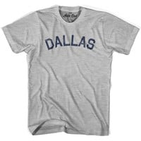 Dallas City Vintage T-shirt