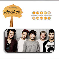 One Direction, Resin phone cases, Galaxy S4 case, iPhone 5C case, iPhone 5 case, Note 3 case, iPhone 4 case, Galaxy S5 case--N0098