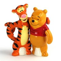 Pooh and Tigger - Salt & Pepper Shakers