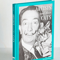 Cats Artists and Their Cats by Chronicle Books from ModCloth