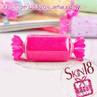 Freebies for US$20+ Order Only - Candy Towel (Shocking Pink)