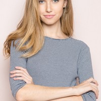 Shannon Top - Tops - Clothing