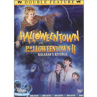 Walmart: Halloweentown Double Feature (Full Frame)