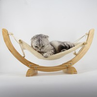 Luxury Hammock Cat Bed