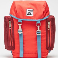 Poler Kids School Backpack - Womens Backpack - Red - NOSZ