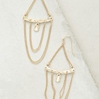 Catenary Drops by Anthropologie in Gold Size: One Size Earrings