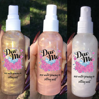 """DEW ME"" Rose Water Priming and Setting Mist"