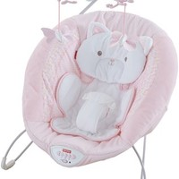 Fisher Price Deluxe Bouncer - My Little Snugakitty - Free Shipping