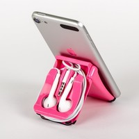 Square Jellyfish Black EarPod Case (EarPods not included)