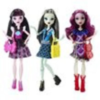 Monster High Fashion Pack Case