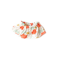 Organic Baby Skirt Colorful Rainy Day