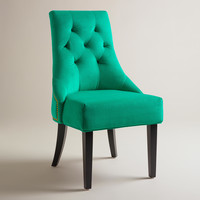 Emerald Lydia Dining Chairs, Set of 2 - World Market