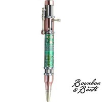 Handcrafted Circuit Board Steampunk Pen