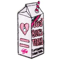 Boys Tears Patch