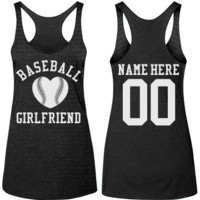 Baseball Girlfriend Tanks: This Mom Means Business