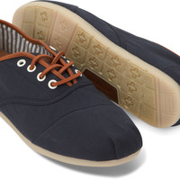 NAVY TENCEL MEN'S CORDONES