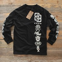 Rise Above Tee Black L/S