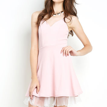 Sweetheart Cami Tulle Dress