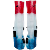 Bomb Pop Custom Nike Elite Socks