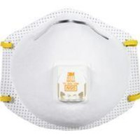 3m                      D - Particulate Respirator Face Mask With Valve