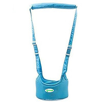 Handheld Baby Walker Toddler Walking Helper Kid Safe Walking Protective Belt Child Harnesses Learning Assistant,blue
