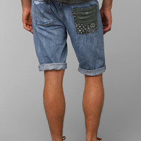 Urban Renewal Bandana-Pocket Denim Short