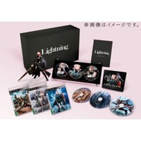 PS3 - FINAL FANTASY XIII LIGHTNING ULTIMATE BOX - Limited Edition - import from Japan