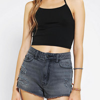 Urban Outfitters - Motel Fonda Halter Cropped Top