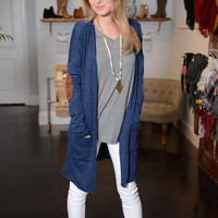 Perfectly Patched Cardigan