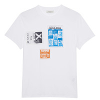 WHITE POGO T-SHIRT
