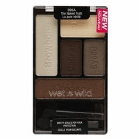 Wet n Wild Color Icon Eyeshadow Palette, The Naked Truth