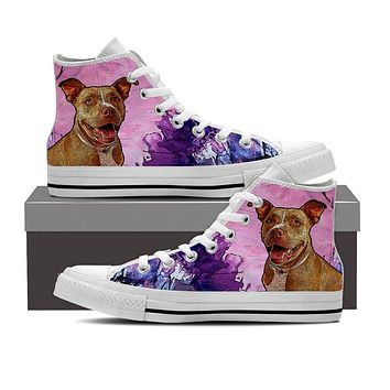 Pitbull Lovers Shoes